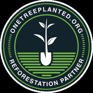 OneTreePlanted Partner Logo